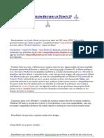Compartilhamento de Diretórios e Arquivos no Windows XP
