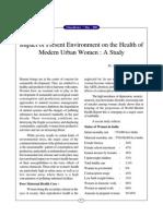 Impact of Present EOTHOMUW Astudy