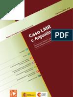 Boletin Nº02 - Caso LMR v Argentina - Portugues