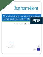 Chatham-Kent Parks & Rec Plan