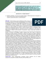 Physio-Geo 2008 - Article Jolivet-Martin - Ceze
