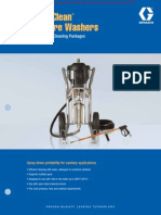 Graco 247549 Hydra Clean Pressure Washer