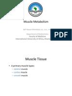 Muscle Biochmistry 2012, International University of Africa, Atif Hassan Khirelsied