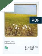 Misic Ljubomir i Lakusic Radomir - Livadske Biljke