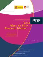 Boletím Nº3 - Caso Alyne da Silva v Brasil , Portugués