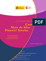 Boletín Nº3 - Caso Alyne da Silva v Brasil