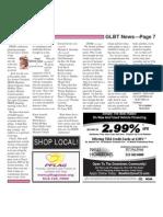GLBT News January Print Edition 2012