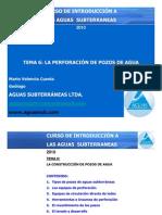 Tema 6-Perforacion Pozos de Agua