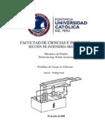20090927-Perdidas de Carga en Tuberias -Informe de Lab Oratorio
