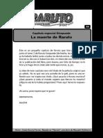 RarutoSisepuede_LaMuerteDeRaruto