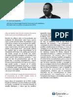 Entrevista Dr. José Luís Izquierdo