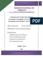 Final de Crecimiento y Desarrollo Economico y Sostenible