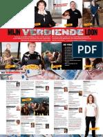 Uw verdiende Loon, coverproductie Panorama februari 2011