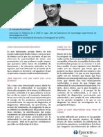 Entrevista al Dr.Germán Peces-Barba