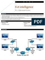 TP2 Differentiated Services