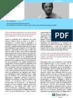Entrevista al Dr. Joan Serra