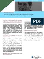 Entrevista al Dr. José Antonio Quintano