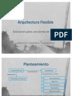 Arquitectura Flexible