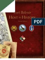 Belvoir History