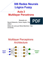 Multi-Layer Perceptrons