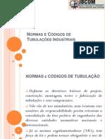 Aula 1 de - Generalidades - Normas de Tubulações (1)