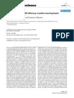 Benjamin Blankertz and Carmen Vidaurre- Towards a cure for BCI illiteracy