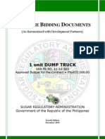 PBD DumpTruck