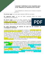 Lineamientos Basicos de La Investigacion Documental-Arlette