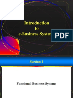Chap 5-Introduction to E-Business Systems