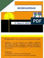Clase 15 - Bioseguridad
