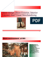 Store Desgin and Visual Merchandising
