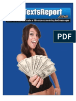 Learn How You Can Get Paid to Receive Text Messages