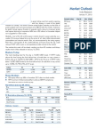 Market Outlook 11th January 2012