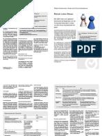 Produktinfo Ambulante Zusatzversicherung bei GutGuenstigVersichert