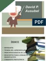 David p.ausubel