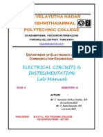 Emi Lab Manual