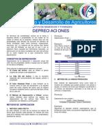 Drepeciacion Linea Recta y Suma de Digiitos