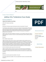 Soln CaseStudy-JB Turbulence