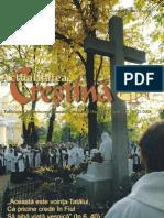 """Revista """"Actualitatea Creştină"""", luna noiembrie 2008"""
