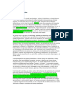 "La Envidia Prometeica/ ""ideas principales"""