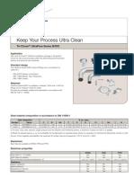 PD Sheet - Tri-Clover® UltraPure Series B ISO - EN