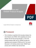 Owa330020 Ranap Protocol Analysis(Iu Cs) Issue3.0