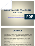 Analisis Del Discurso (1)