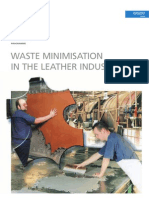 Waste Leather Industry