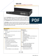 NSH 5508 Datasheet