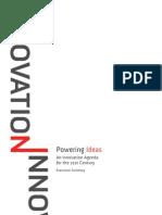Powering Ideas Executive Summary