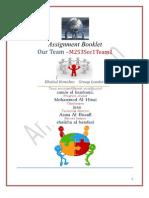 M253Sec1Team1 Team Work