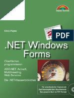 .NET Windows Forms in 21 Tagen . Oberflächen programmieren
