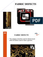 13 Fabric Defects