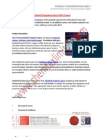 Inhibited Propylene Glycol 60% Premix